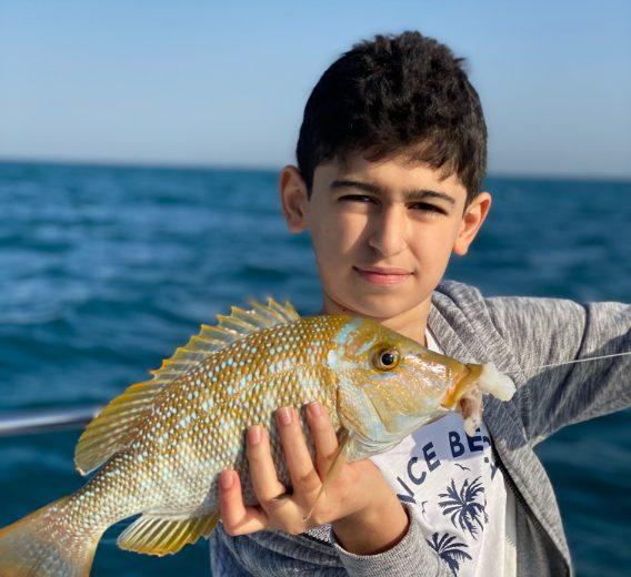AD - Between Islands Fishing Trip